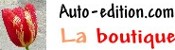 Auto-edition.com La boutique